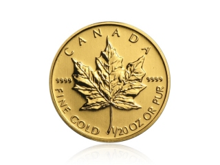 Maple Leaf 1/20 oz