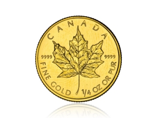 Maple Leaf 1/4 oz
